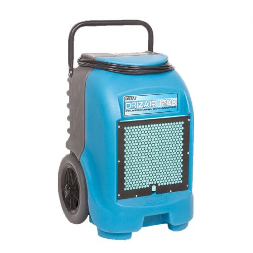 Dri-Eaz DrizAir 1200 F430-UK Refrigerant Commercial Portable Dehumidifier 110V/240V~50Hz